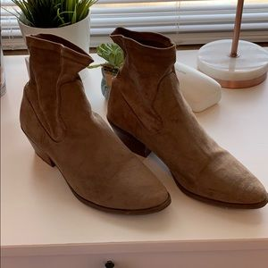 Universal Thread Loraine Western Sock Booties